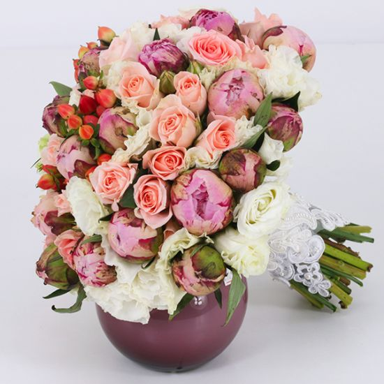 Queen Bridal Bouquet