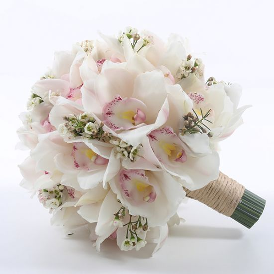 Bridal of White Bouquet
