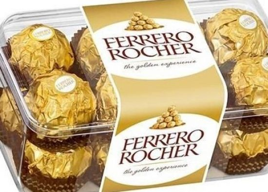 Ferrero Rocher Chocolate  (16Pcs)