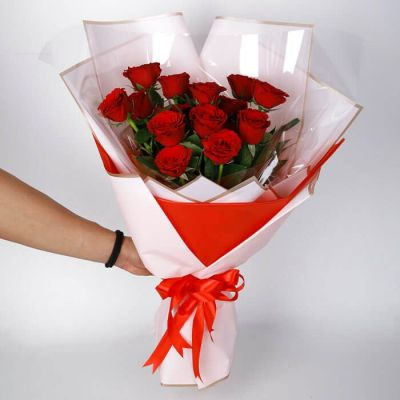 20 stems Red Roses