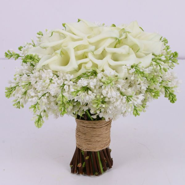 Calla Lily Bridal Bouquet Juneflowers Jf Online Flower Delivery