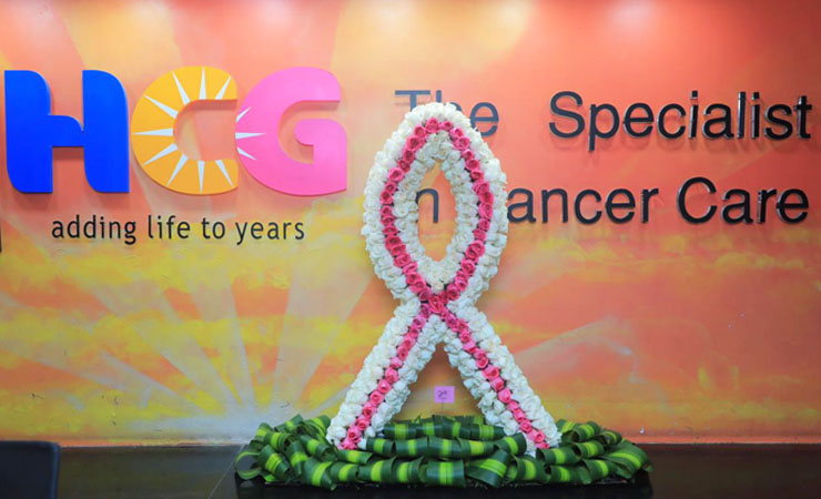 Giving Hope to Cancer Survivors by Giving Flowers with June Flowers India