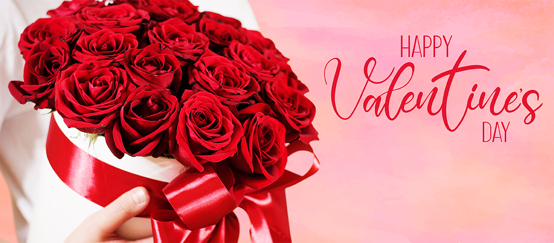 The most romantic flowers for this Valentine's Day from JuneFlowers